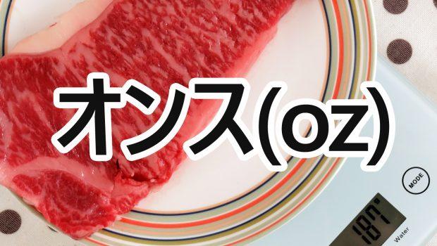 ステーキの重さ8オンスから48オンスの写真比較とカロリー等の栄養成分まとめ