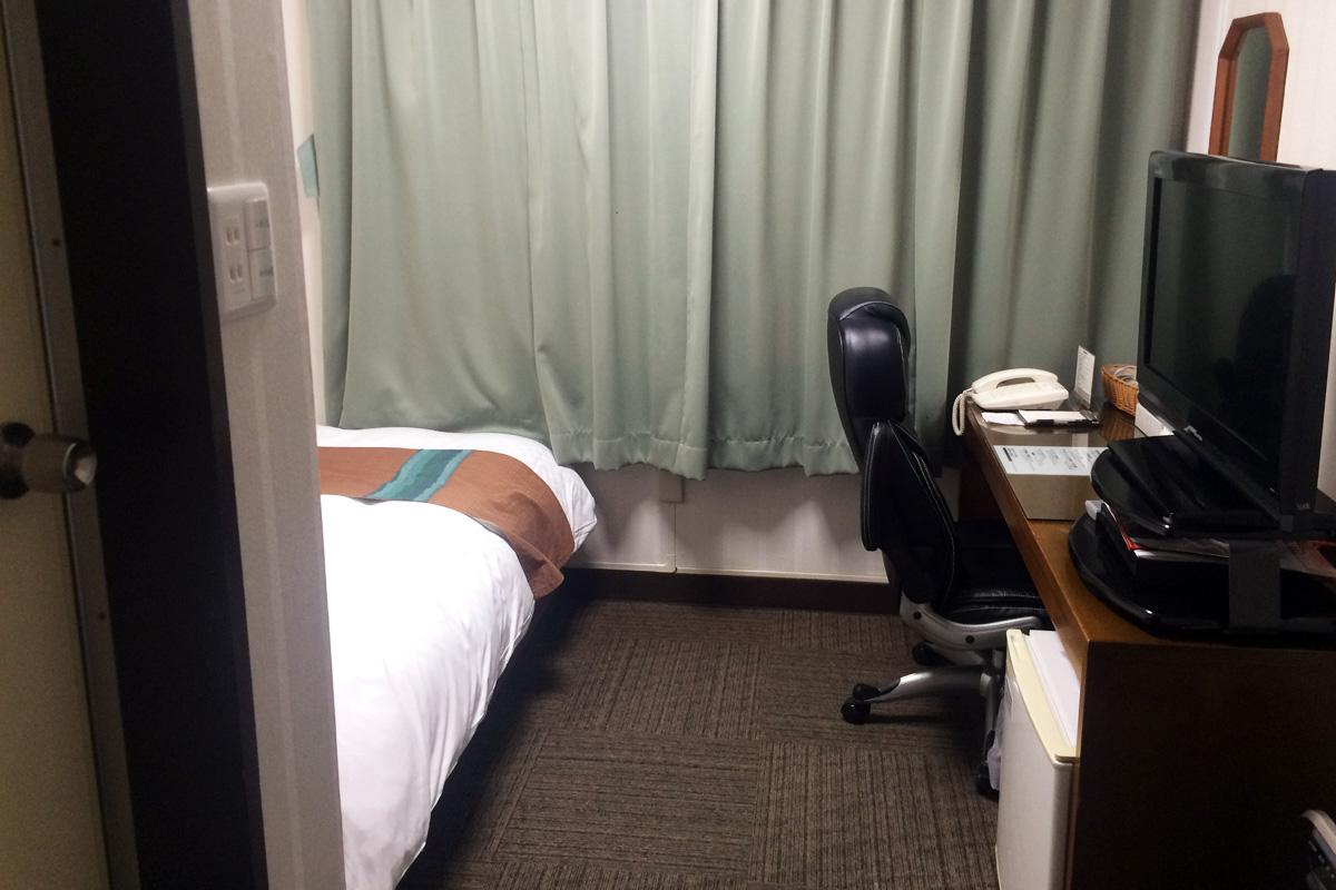 ホテル 大阪屋 エコノミーシングル 15平米