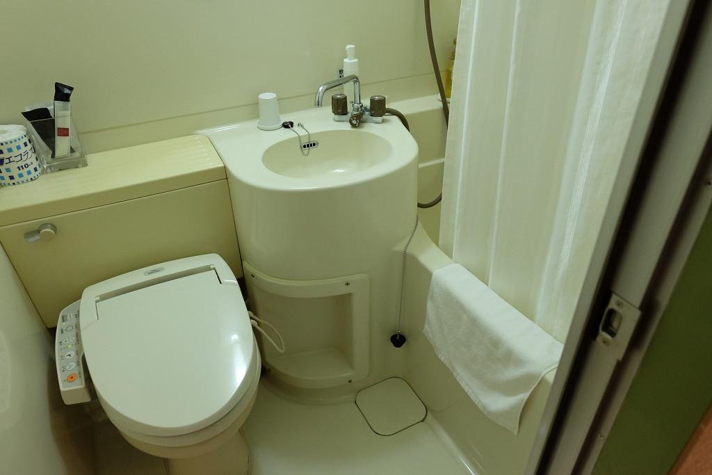 ホテル ザ・グランコート津西 バスルーム