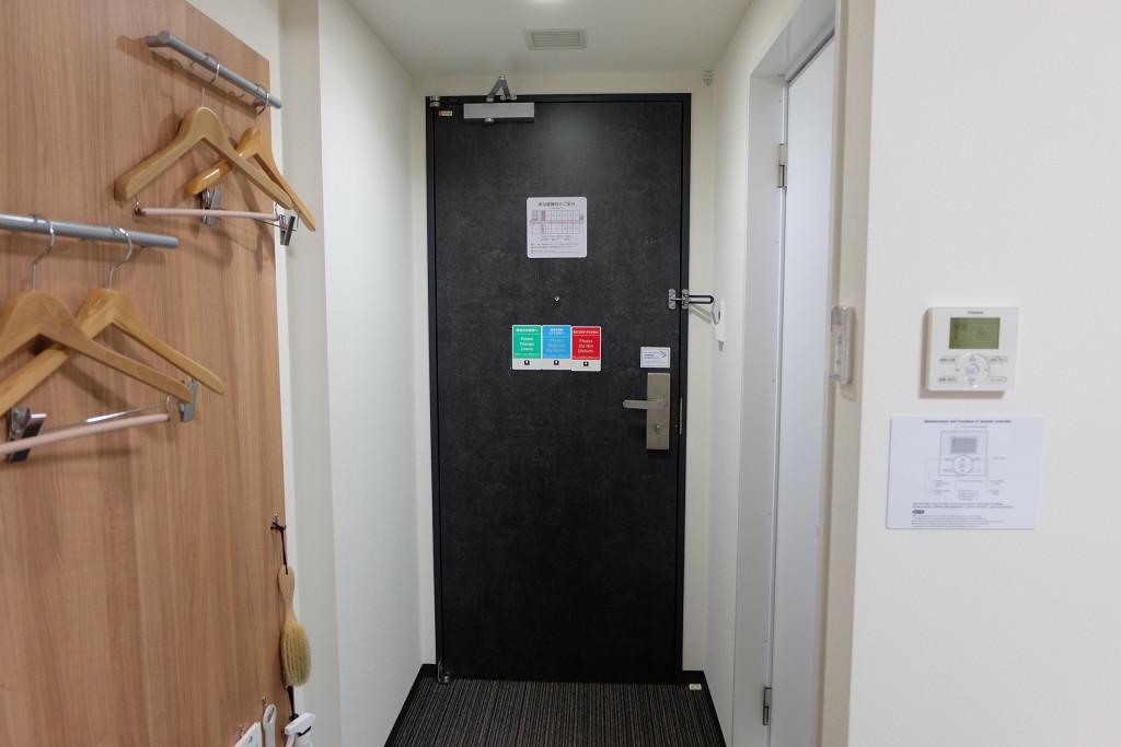 コンフォートホテル和歌山 ツインエコノミー ドア側
