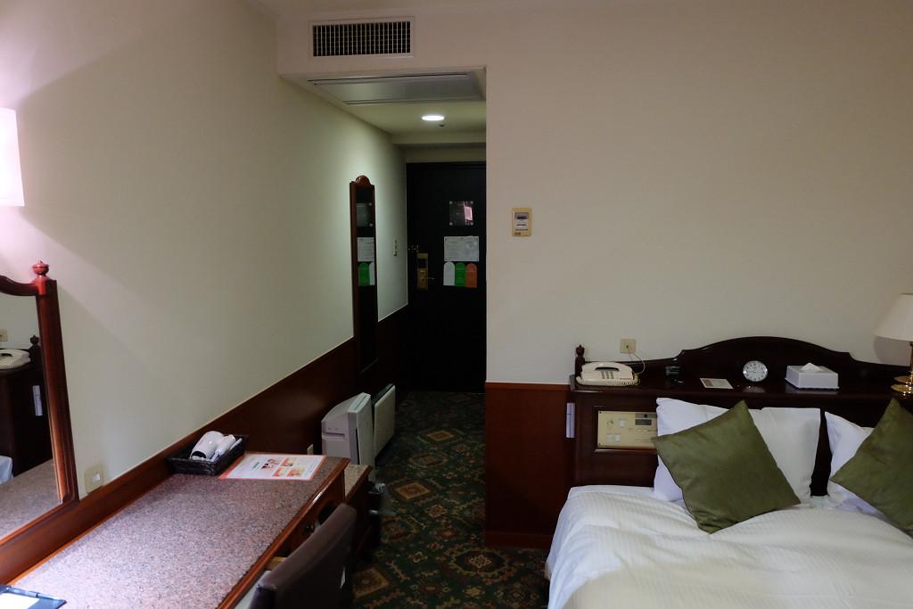 プレミアホテル-CABIN-旭川 ダブル ドア側