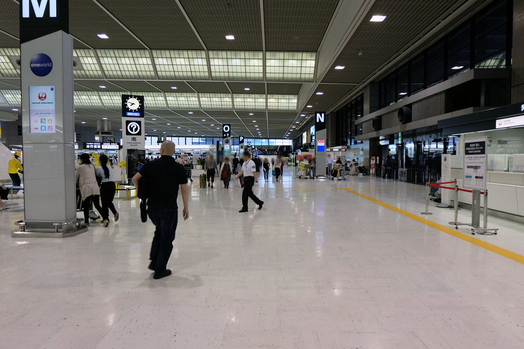 成田国際空港 第2ターミナル