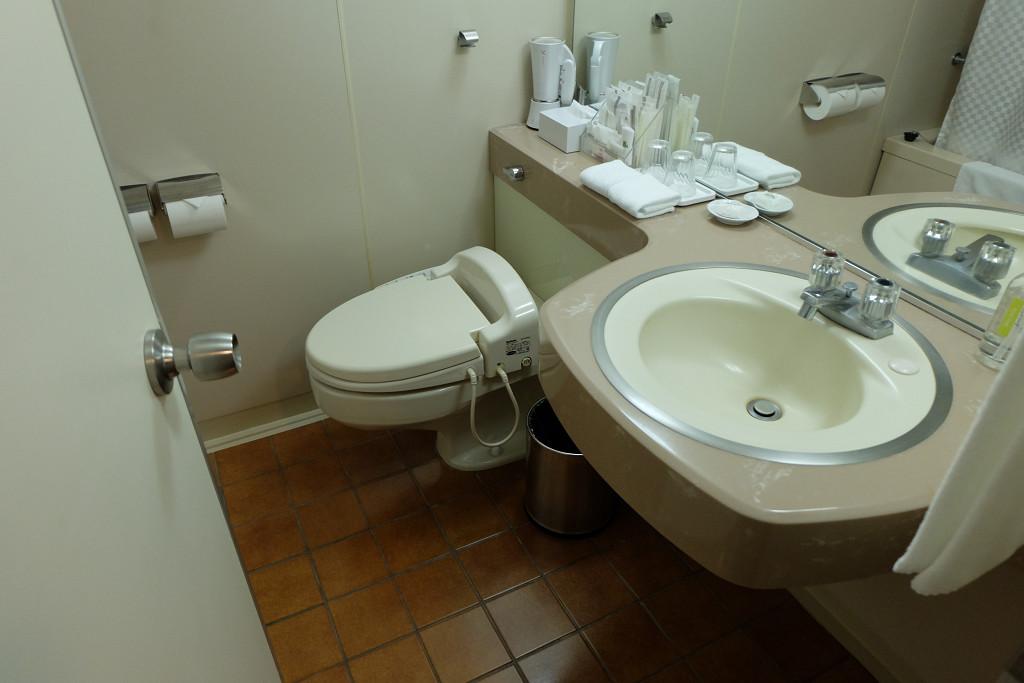 ANAクラウンプラザホテル熊本ニュースカイ バスルーム