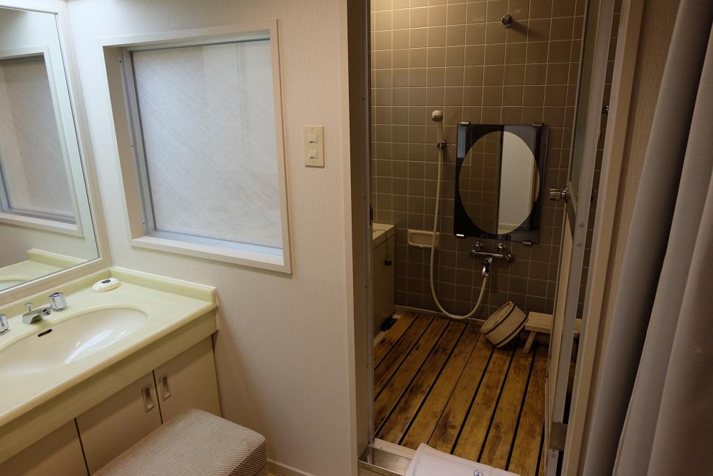 静岡カントリー浜岡コース&ホテル デラックスツイン バスルーム