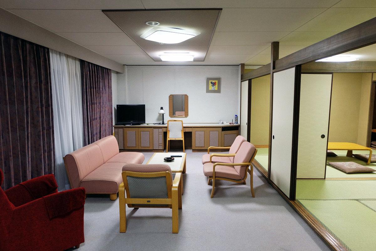 ホテルラフォーレ修善寺 センターハウス 69平米