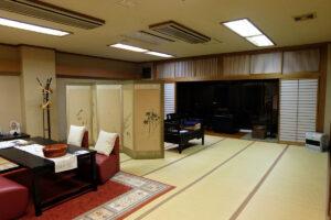 77平米 広島北ホテル 専用露天風呂付き特別和室