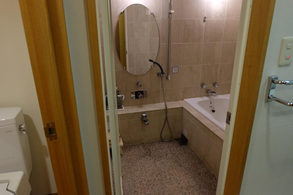 ARCADIA ~ふたつとない景色~ 木もれび洋室 バスルーム