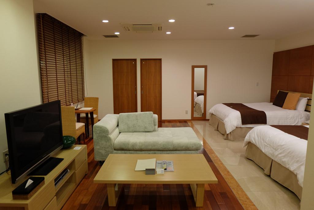 60平米(ヴィラテラス大村 1305号室アジアンリゾートルーム)