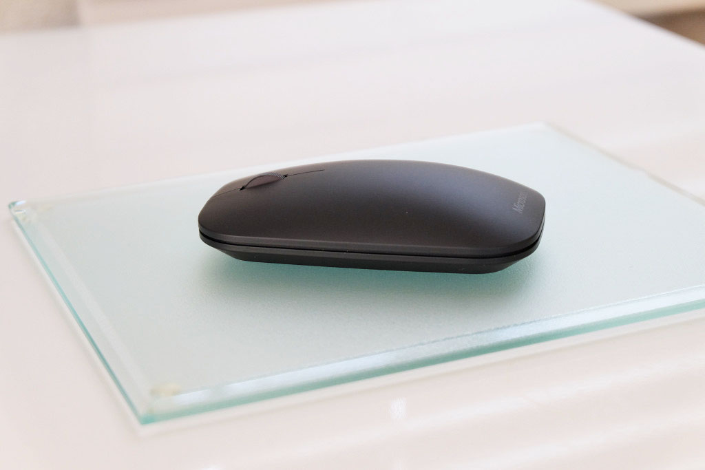 マウスの厚み参考