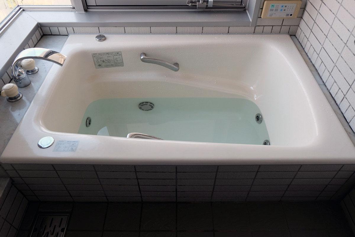 100L(大きめサイズの浴槽)