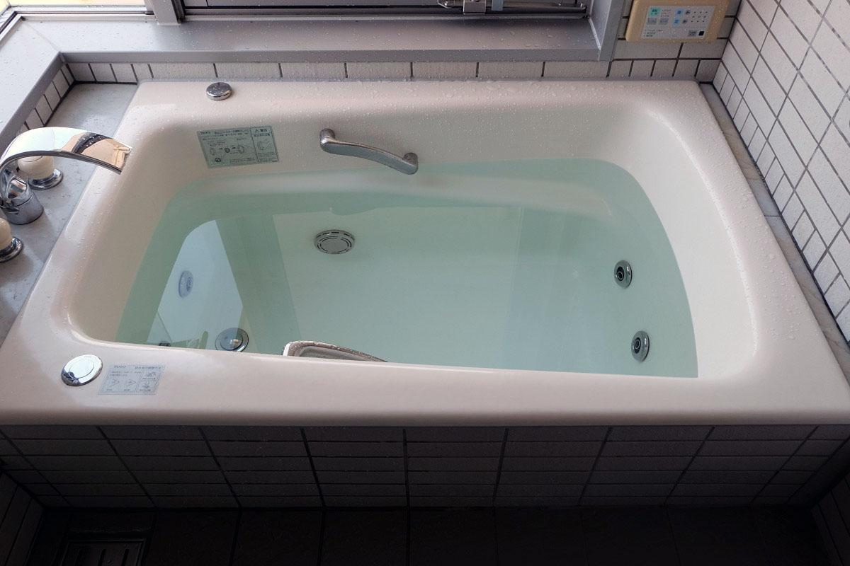 200L(大きめサイズの浴槽)