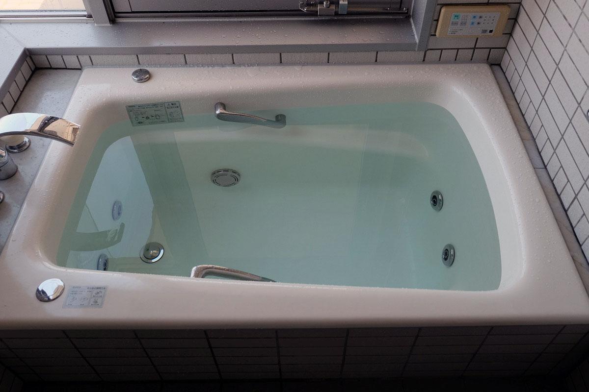 250L(大きめサイズの浴槽)