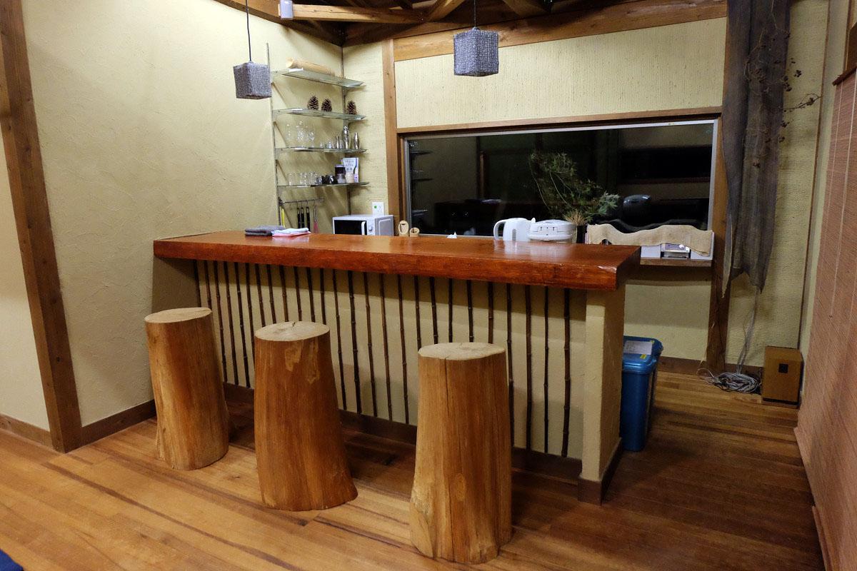 キッチン&カウンタースペース