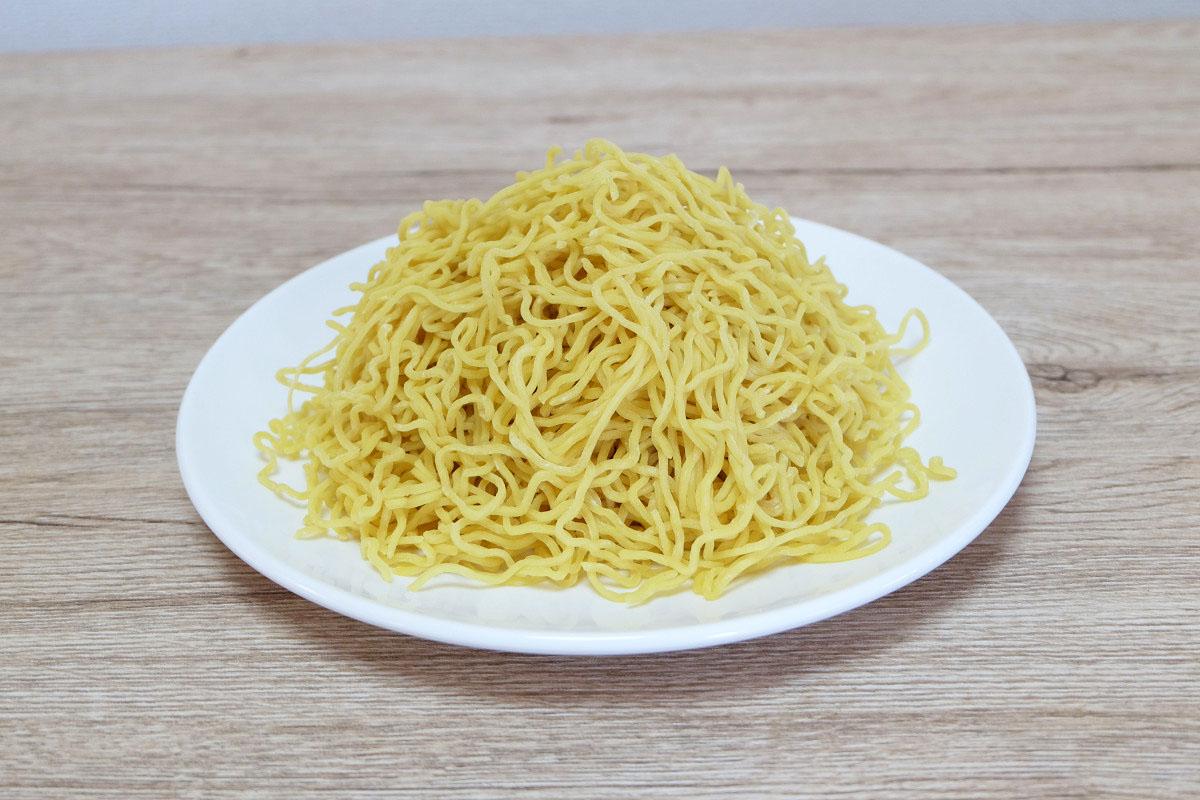 生麺300g