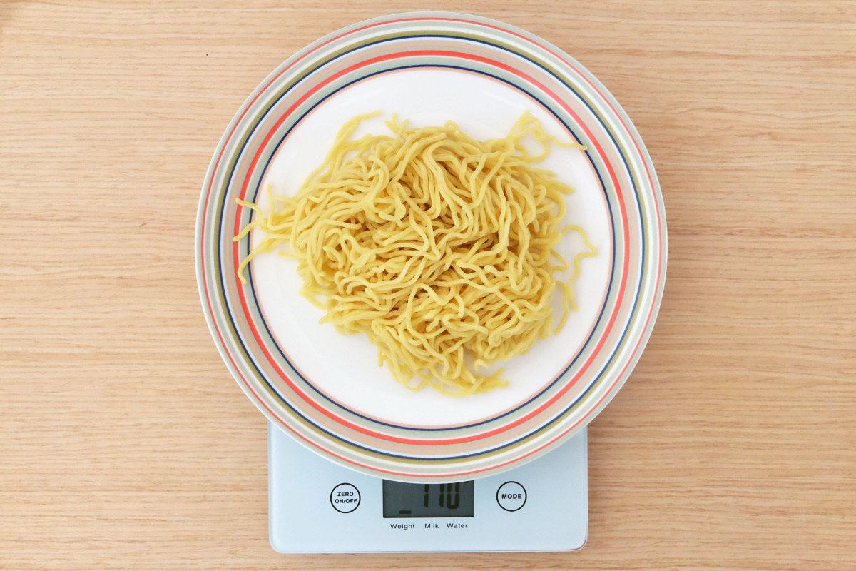 スパゲッティ 一人 前 は 何 グラム