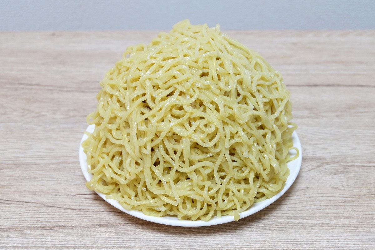 つけ麺(ゆで)1622g