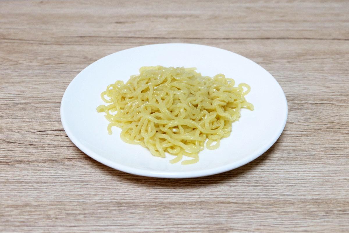 つけ麺(ゆで)168g