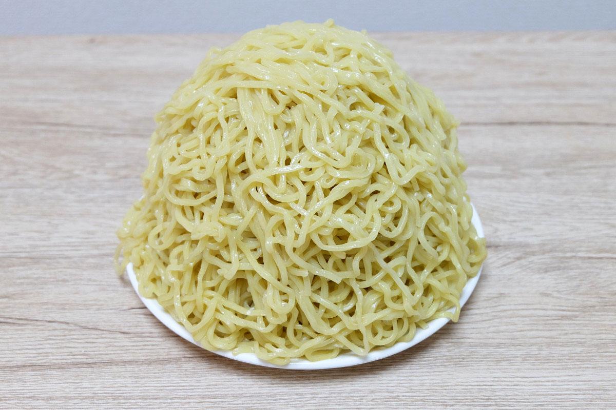 つけ麺(ゆで)1787g