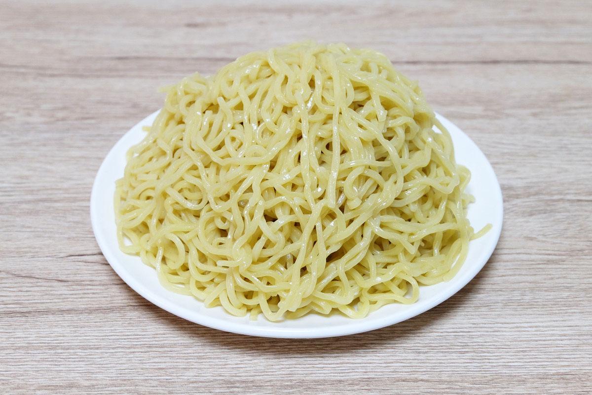 つけ麺(ゆで)828g