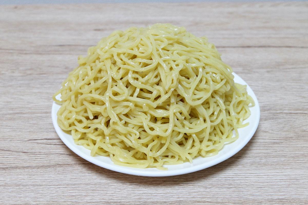 つけ麺(ゆで)986g