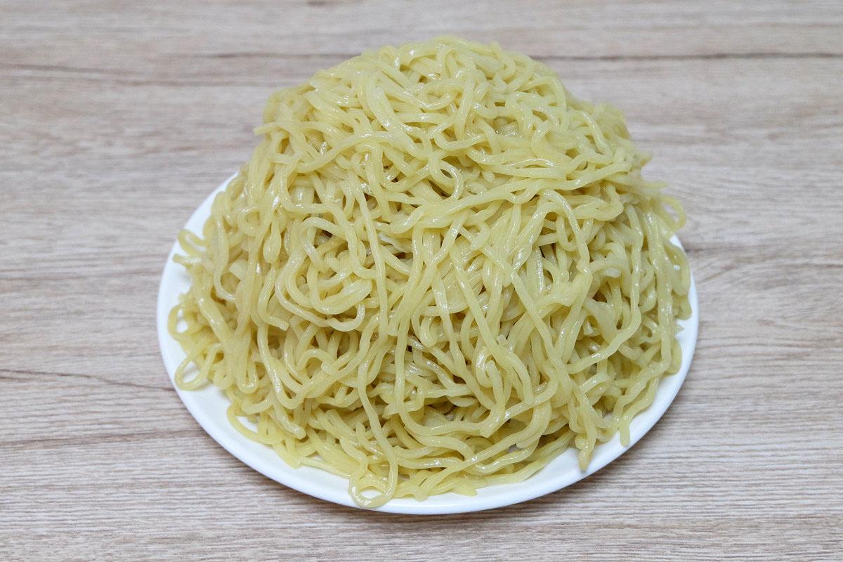 つけ麺(ゆで)1303g