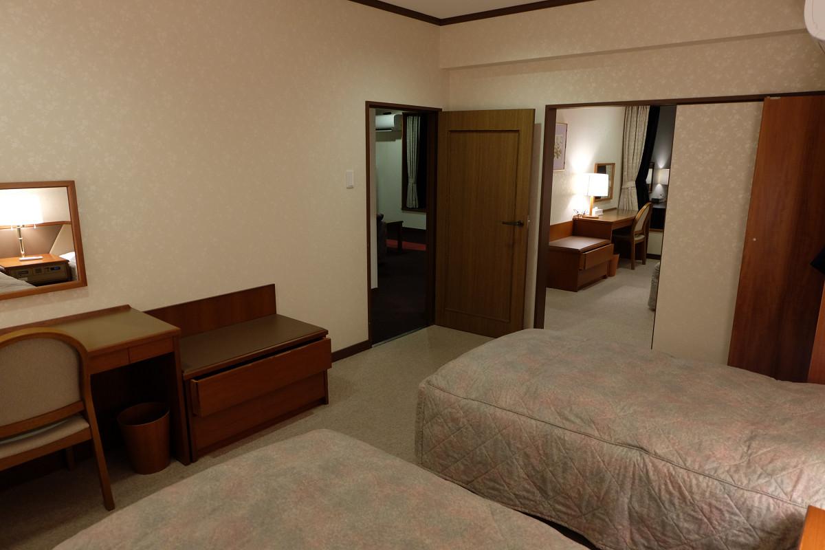 ベッドルーム2部屋