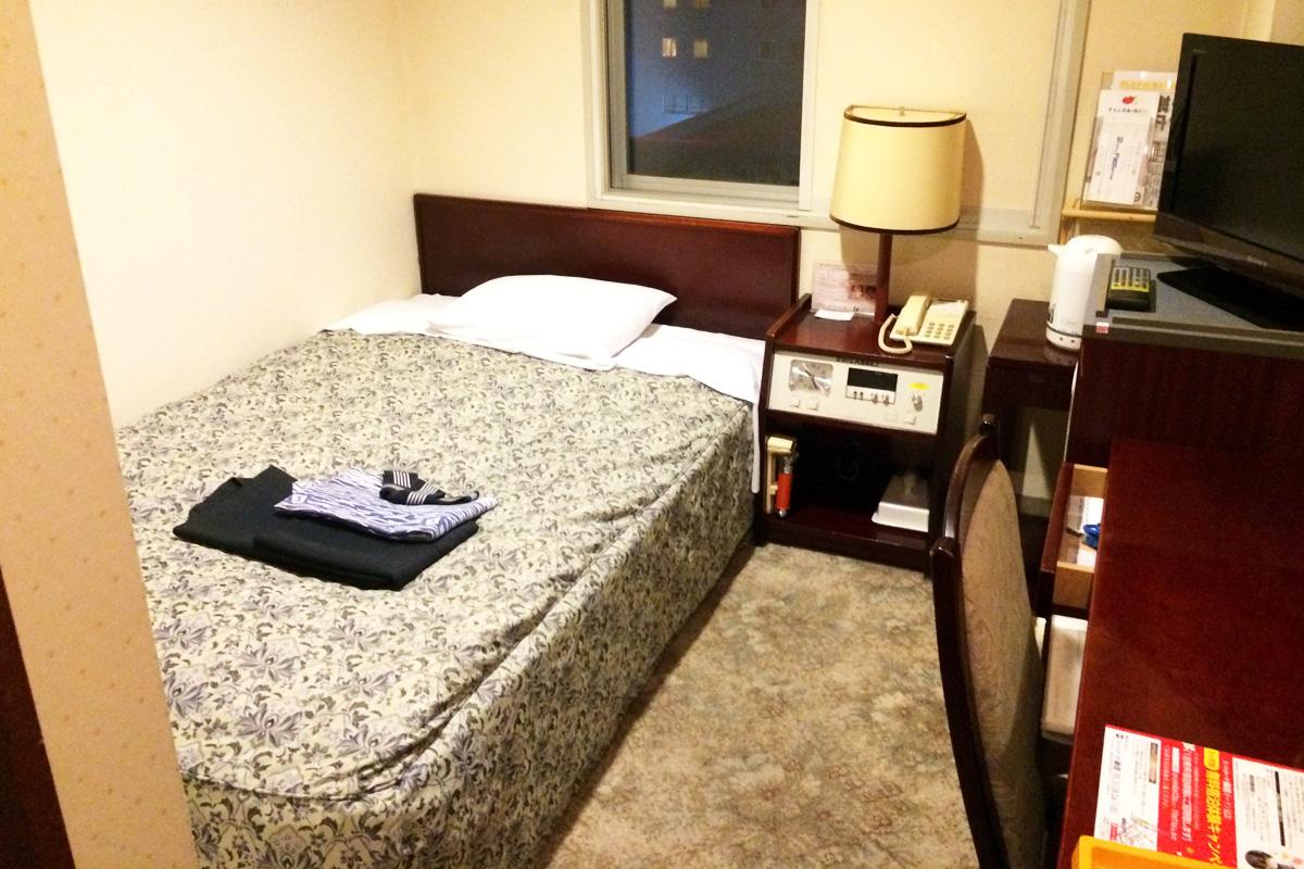 シングルルーム 7畳