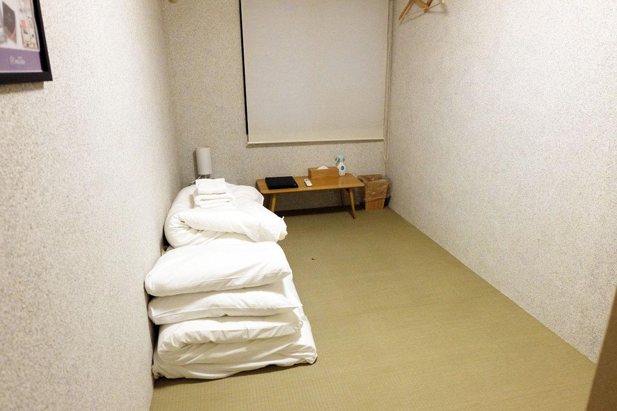 スモールルーム 和室 2坪