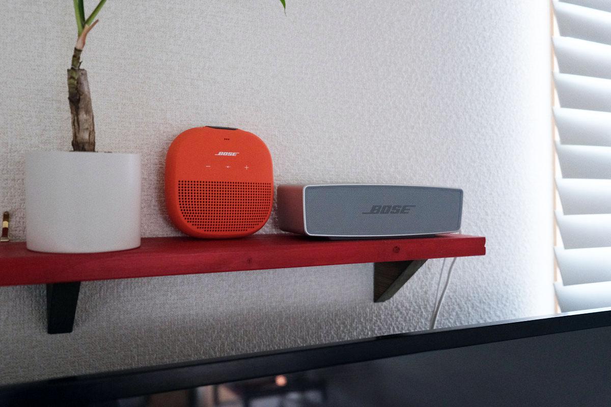 SoundLink Mini IIとの比較