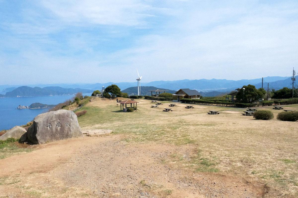 千畳敷(山口県)
