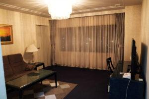 47平米 センチュリープラザホテル スーペリアダブルルーム