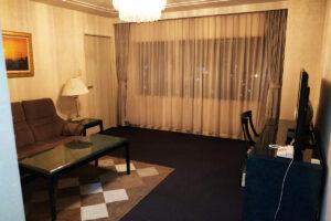 センチュリープラザホテル スーペリアダブルルーム 29帖