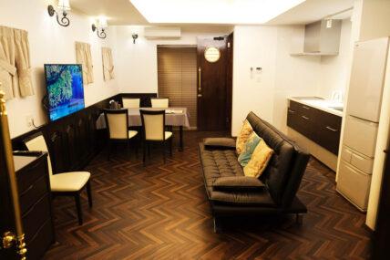 91平米 GUEST HOUSE DISCOVERY SHIP 1棟貸切