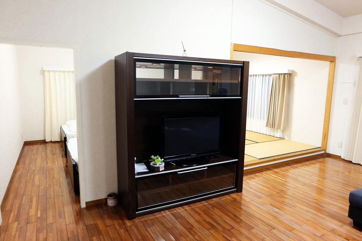 和室とベッドルーム
