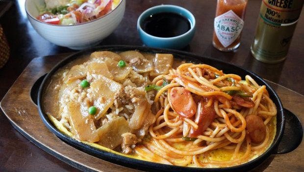 「モリライス」とは?岐阜県のカフェ「敷島珈琲店」のオリジナルメニューを解説