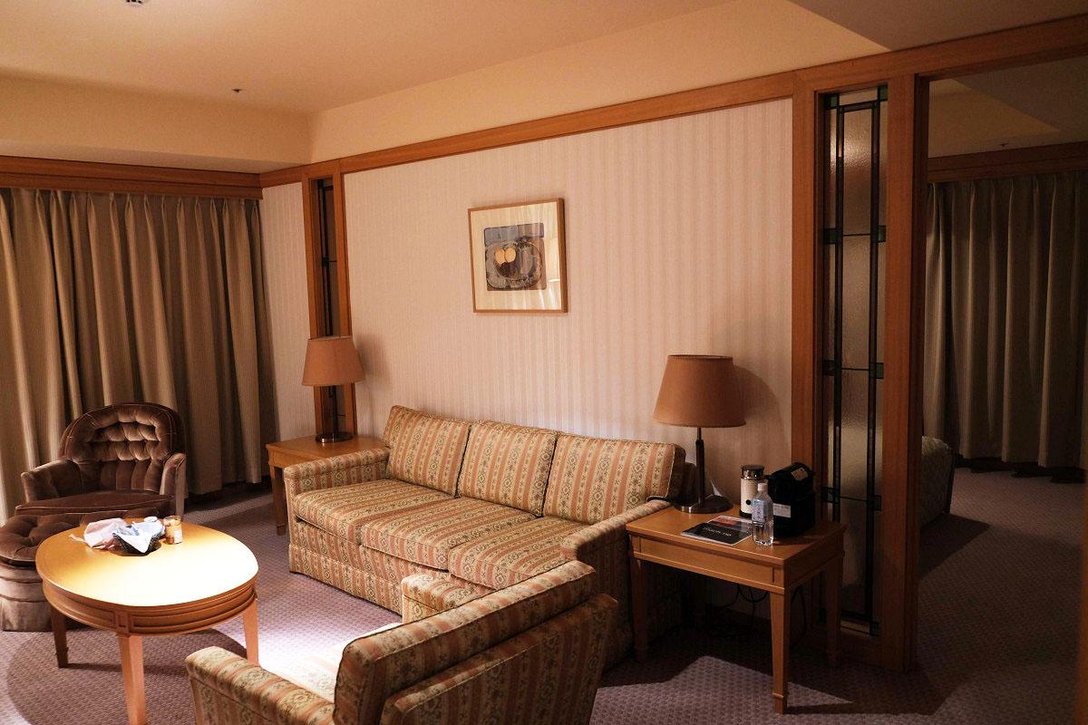 35畳 あいち健康の森プラザホテル スイートルーム