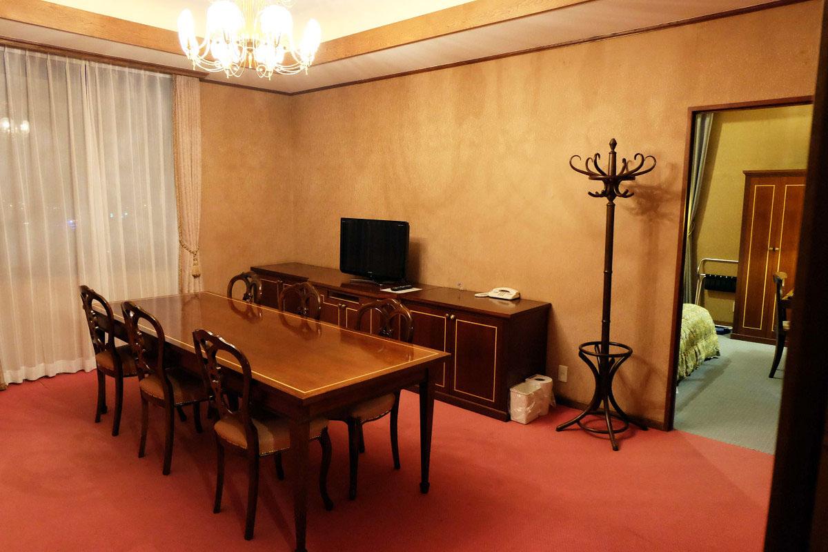 コンフォートホテル小松 ツインハイクラス2 40帖