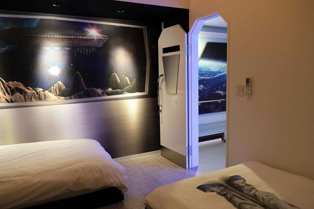 3ベッドルーム ドア側
