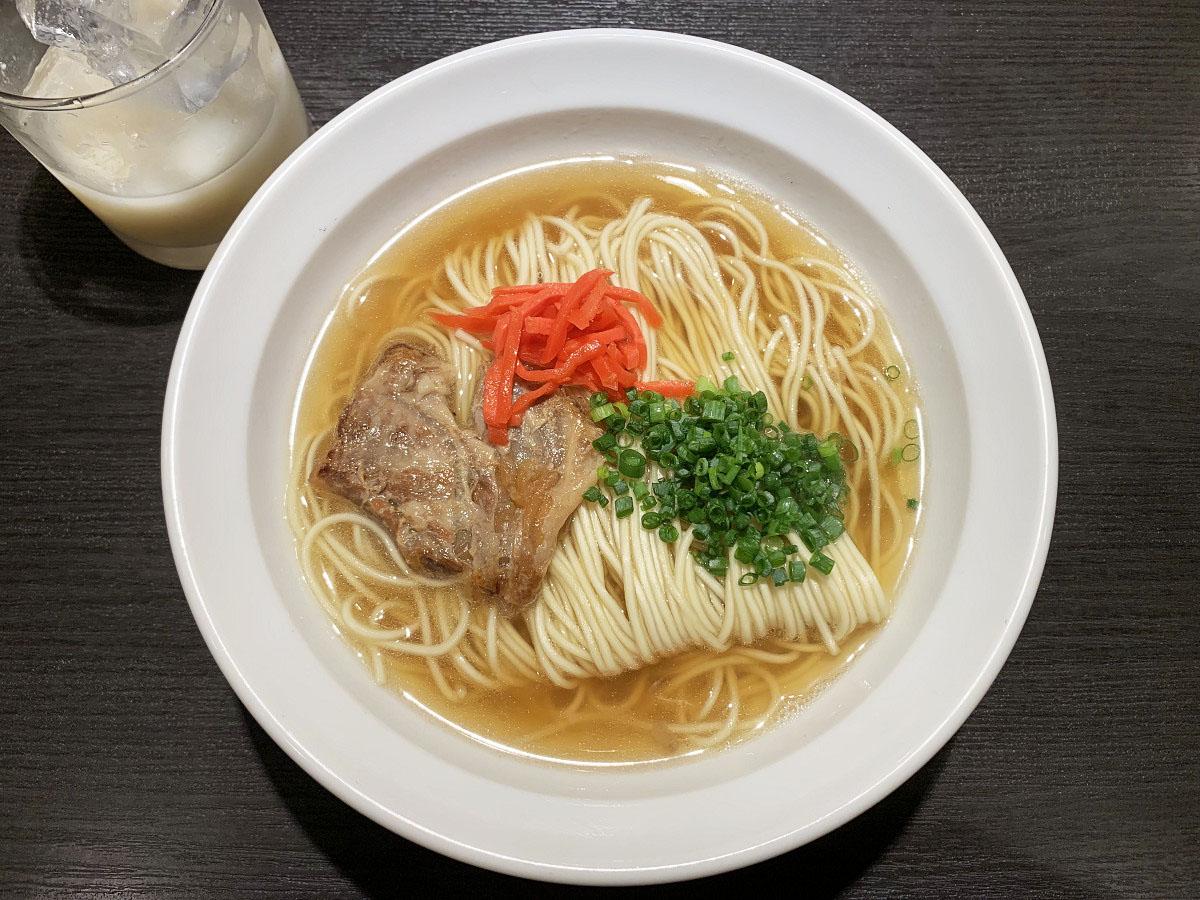 沖縄ソーキソバ 丿貫風