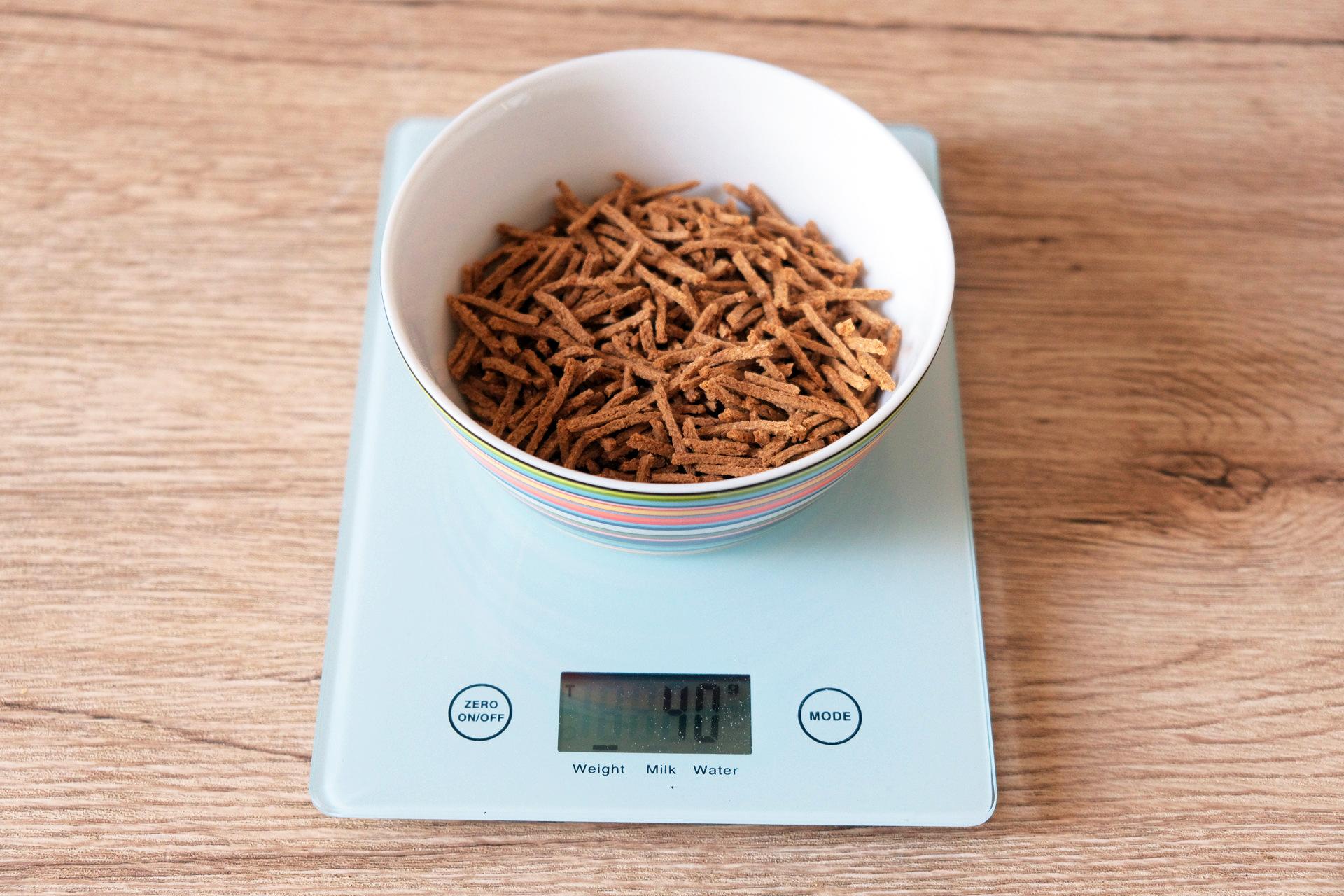 1食分のオールブラン ブランリッチ40グラム