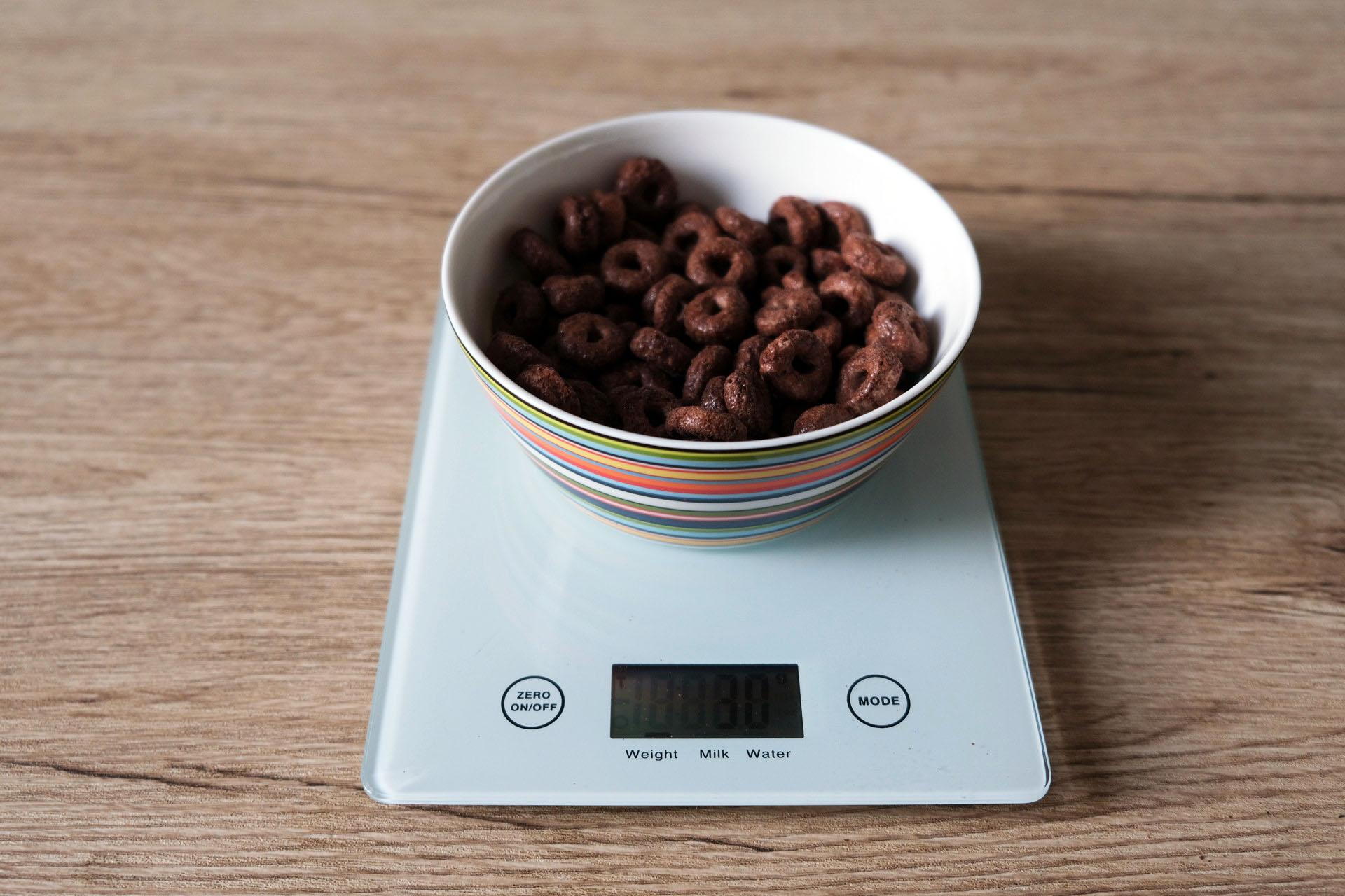 1食分のチョコワ30グラム